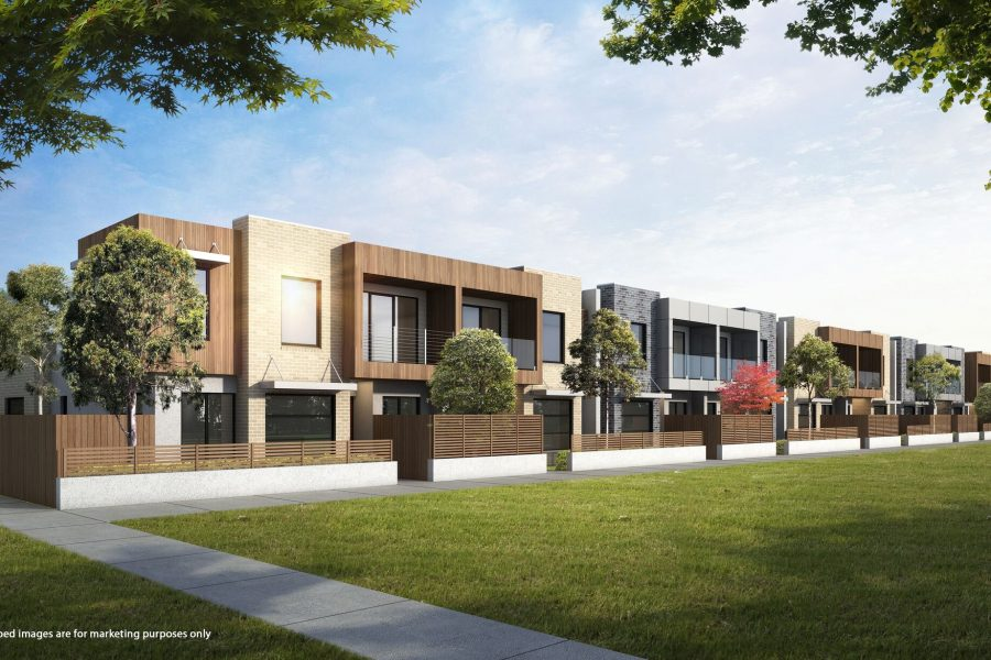 Thomastown Townhouses