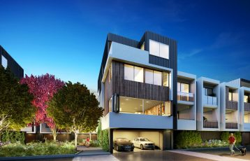West End Townhouses for Sale