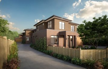 Box Hill North Townhouses for Sale