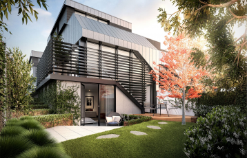 Glen Iris Townhouses for Sale