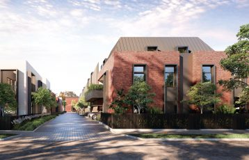 Brunswick Townhouses for Sale