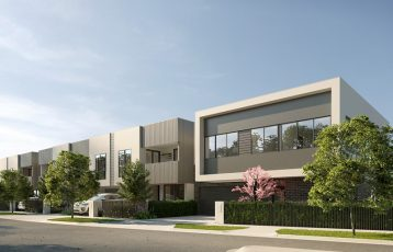 St Albans Townhouses for Sale
