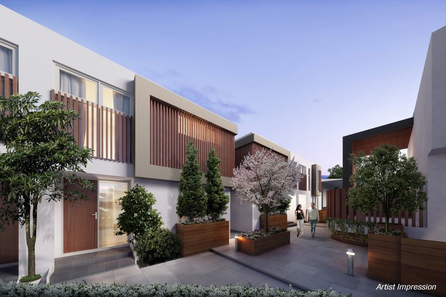 Doncaster East Townhouses for Sale
