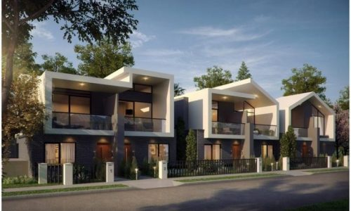 Melbourne's hottest upcoming townhouse developments.
